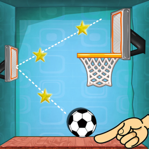 Wall Free Throw Soccer Game Icon
