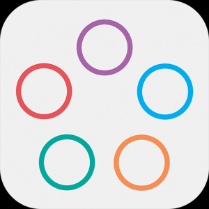 Five Numbers Icon