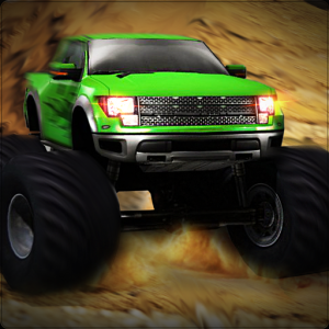 Offroad Hill Driving Icon