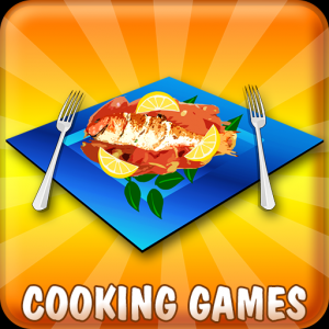 Grilled Fish Cooking Games Icon