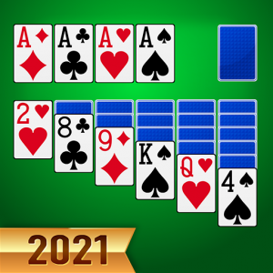 Solitaire - Classic Klondike Card Game Icon
