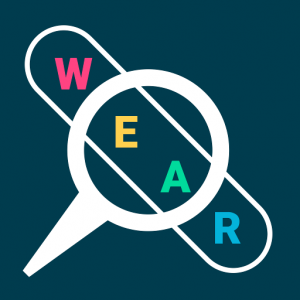 Word Search Wear - Find words on the watch Wear OS Icon