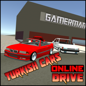 Turkish Cars Online Drive Icon