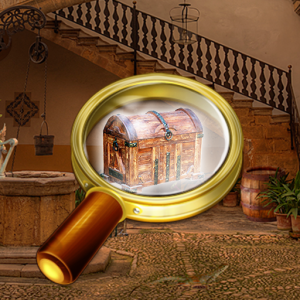 Mystery of the Foto Album: Hidden Object Icon