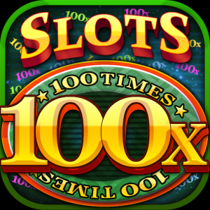 100x Slots - One Hundred Times Icon