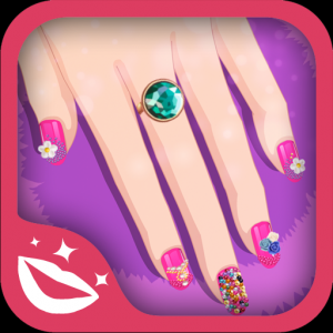 Mary's Manicure - Nail Game Icon