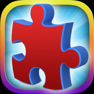 Jigsaw Princess puzzle for kids Icon