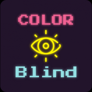 Color blind Icon