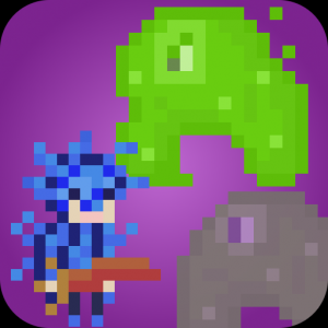 Pixel Rena - Slime Dungeon Icon
