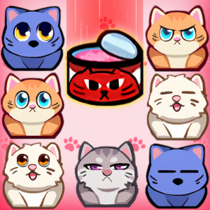 Slide Puzzle: Train Brain by solving cat challenge Icon