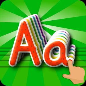 LetraKid: Writing ABC for Kids Tracing Letters&123 Icon