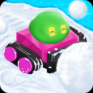 Bumper Cars – Snowball Fighting Icon