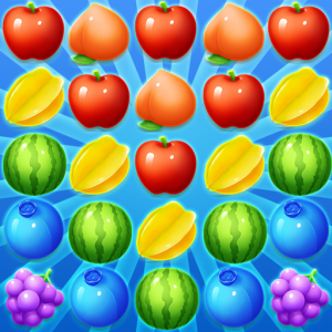 Fruit Pop Party - Match 3 game Icon