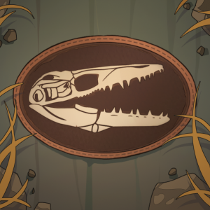 Fossil Discovery Adventure Icon