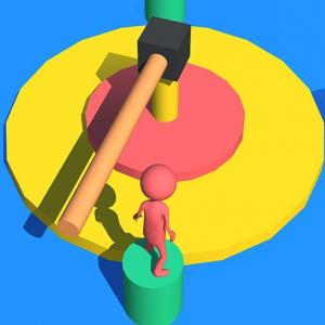 Super Jumper 3D Wipeout Game Icon