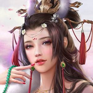 Emperor and Beauties Icon