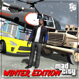 Winter Mad City 2 New Storie Icon