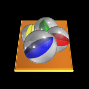 Match Marbles Icon