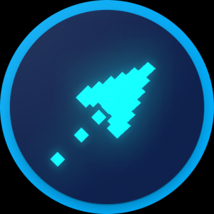 Game of ships Retro! - Space Pixel RPG Icon