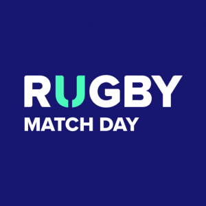 Rugby Match Day Icon