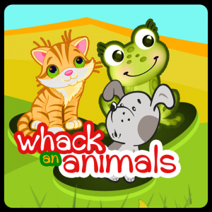 Catch the Animals for kids Icon
