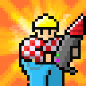 Dig Away! - Idle Clicker Mining Game Icon