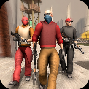 Critical Cover Shootout Missions : Free Games TPS Icon