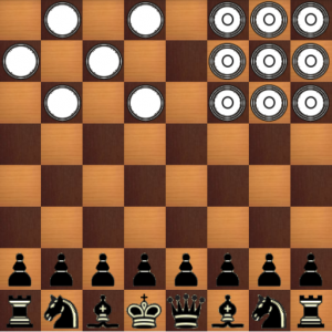 Chess Checkers and Board Games Icon
