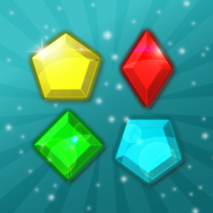 Tap the jewels Icon