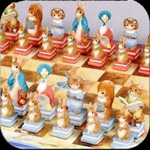 Rookie Chess Icon