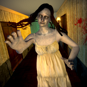 Horror Granny - Scary Mysterious House Game Icon