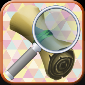 Find Objects Game Icon