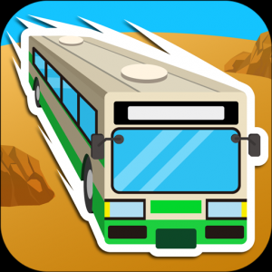 Escape from the bus Icon