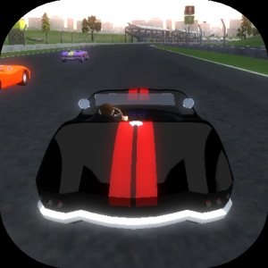 Racing Game 3D Icon