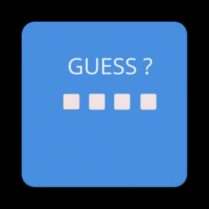 Guess Number Icon