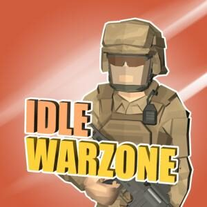 Idle Warzone 3d: Military Game - Army Tycoon Icon
