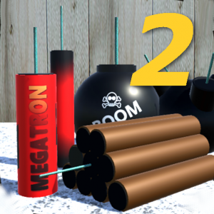 Firecrackers, Bombs and Explosions Simulator 2 Icon