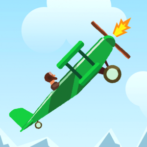 Hit The Plane - bluetooth game local multiplayer Icon