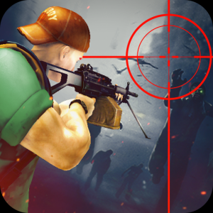 Death Invader: Zombie Survival Shooting Game Icon