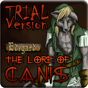 The Lore of Canis - Trial Icon